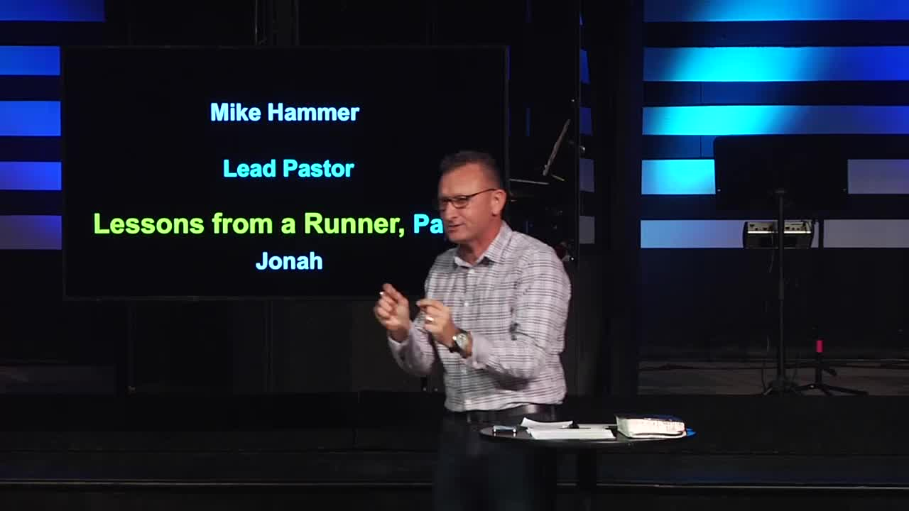 Part 2 Lessons From a Runner