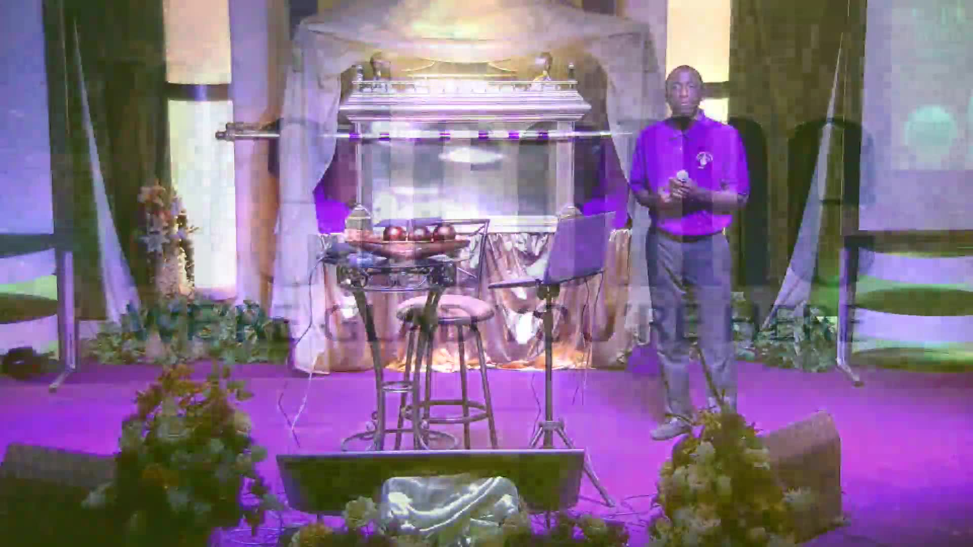 The Tabernacle Experience (Cont)