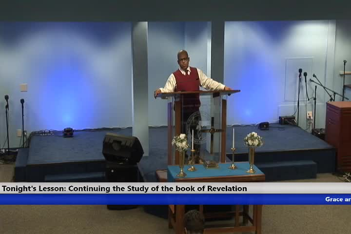 Continuing the Study of Revelation