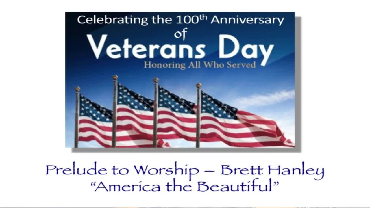 Celebrating 100 Anniversary Veterans102018