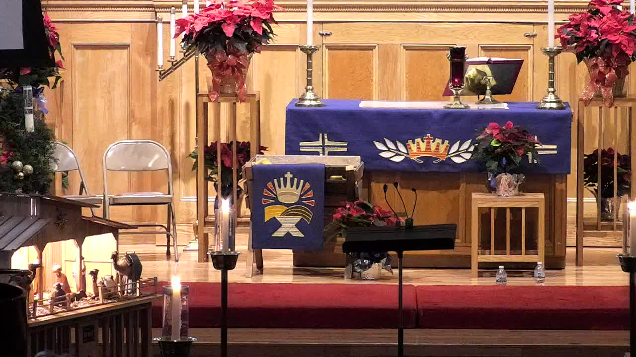 Dec 8 2018 Christmas Cantata