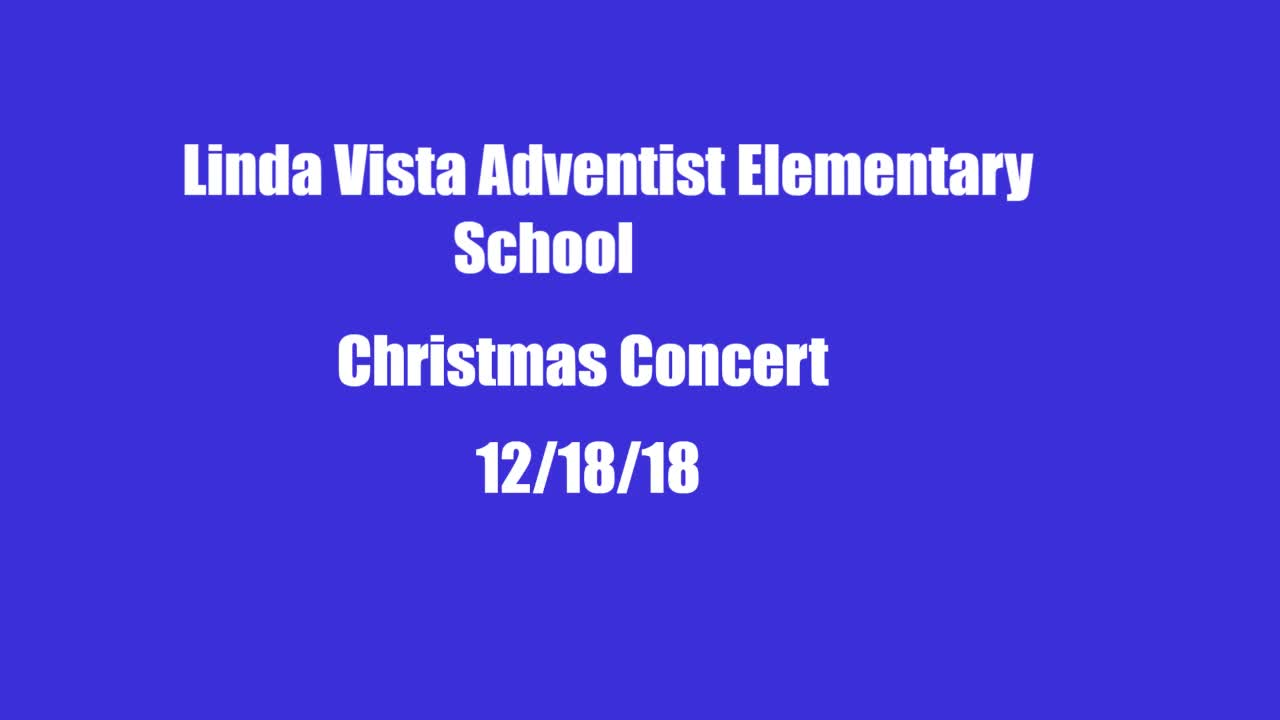 Linda Vista Adventist  12182018