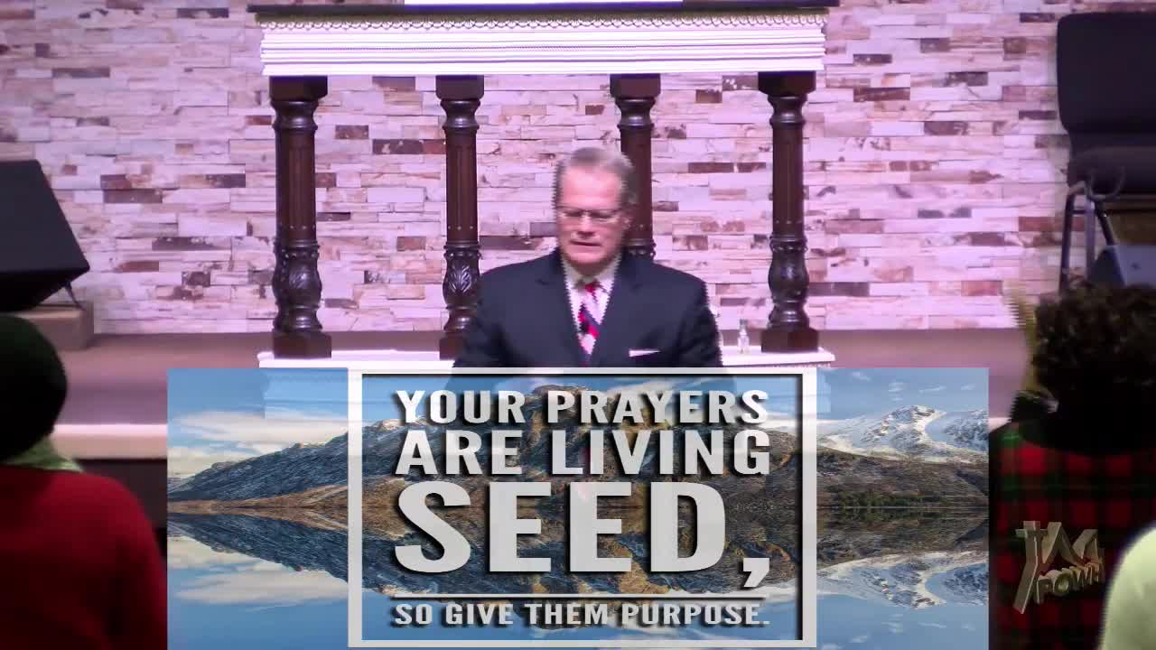 Prayers Are Living Seed Give Them Purpose