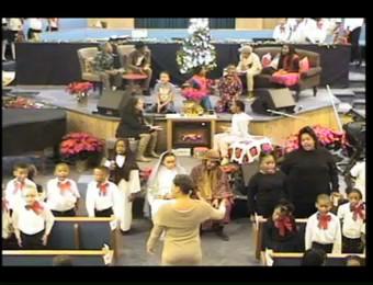 Ramah Jr Academy Christmas Program