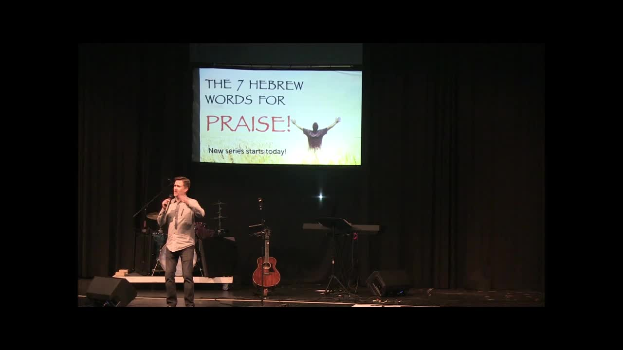 The Posture of Praise