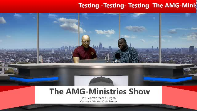 Test of the AMG MinistriesBroadcast