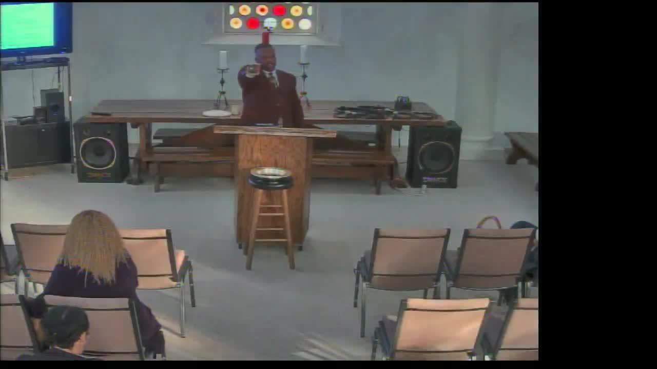 Rev. Joseph Morrison 3/10/2019