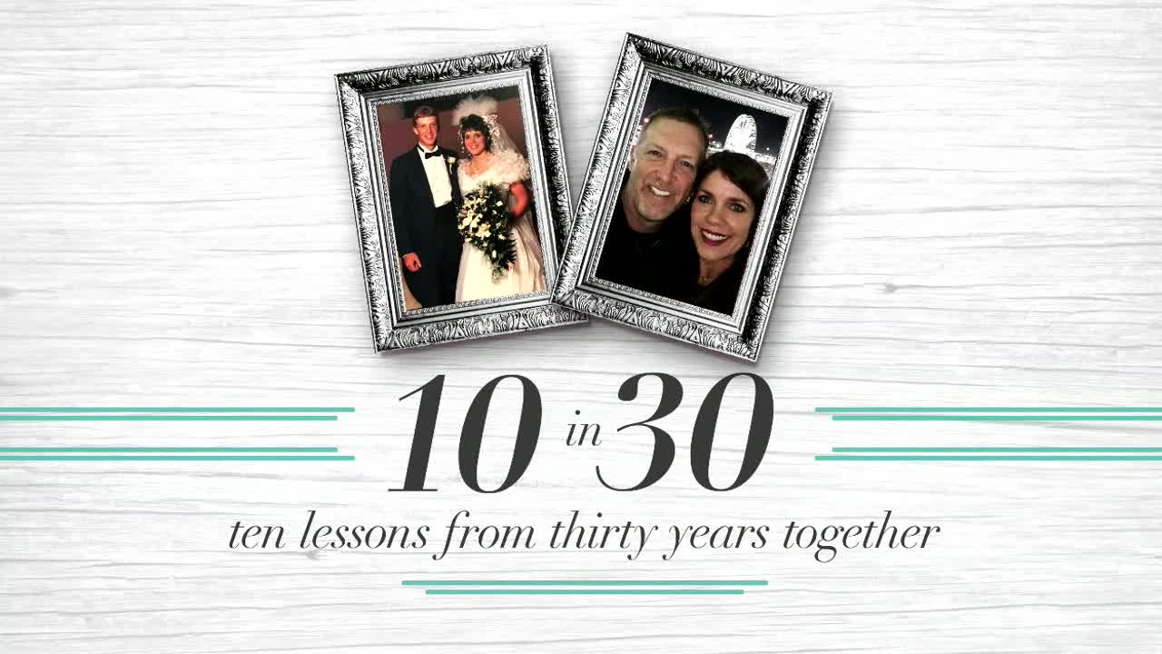 10 in 30 ten lessons from thirty yrs together