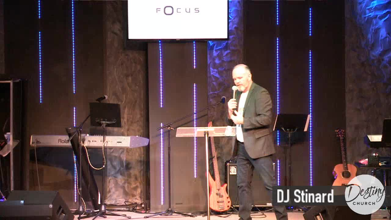 Focus Week 1 11am Sermon