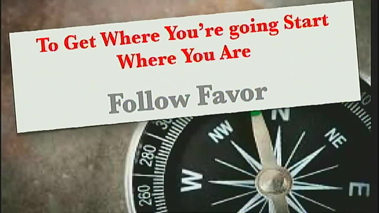 Follow Favor 4172019 50952 PM