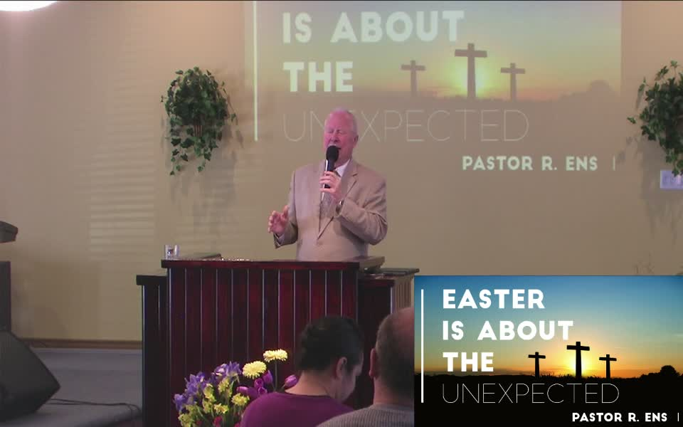 Easter Is About the Unexpected