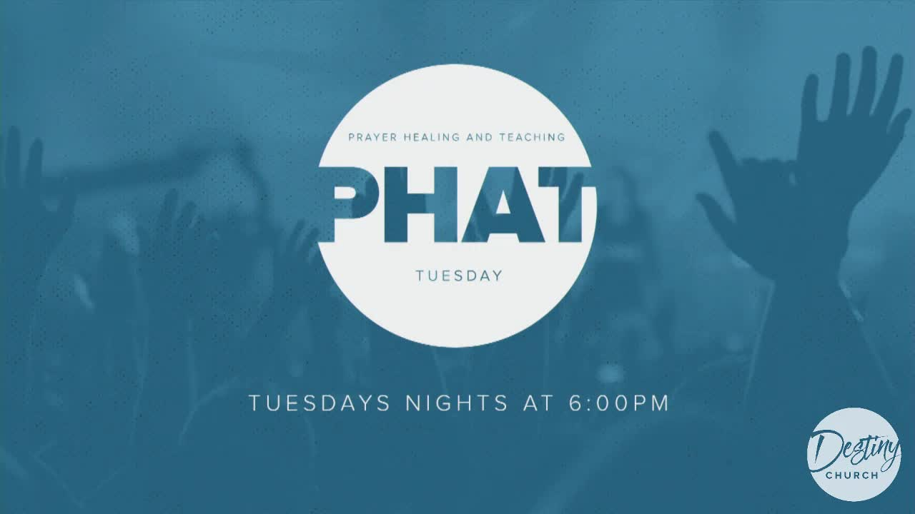 PHAT Tuesday 5.21.19