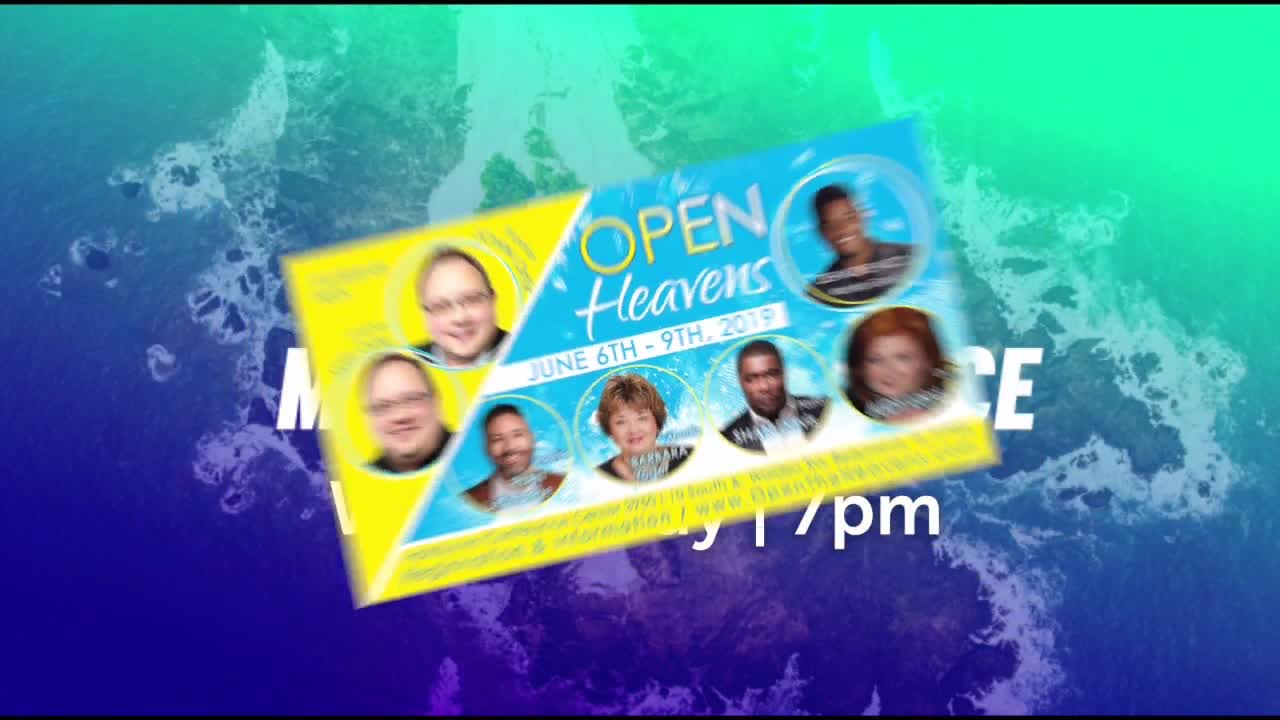 Open Heavens Conference 6/9/2019