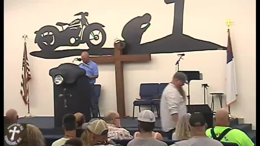 Frontline Biker Church Service 06 16 2019 103