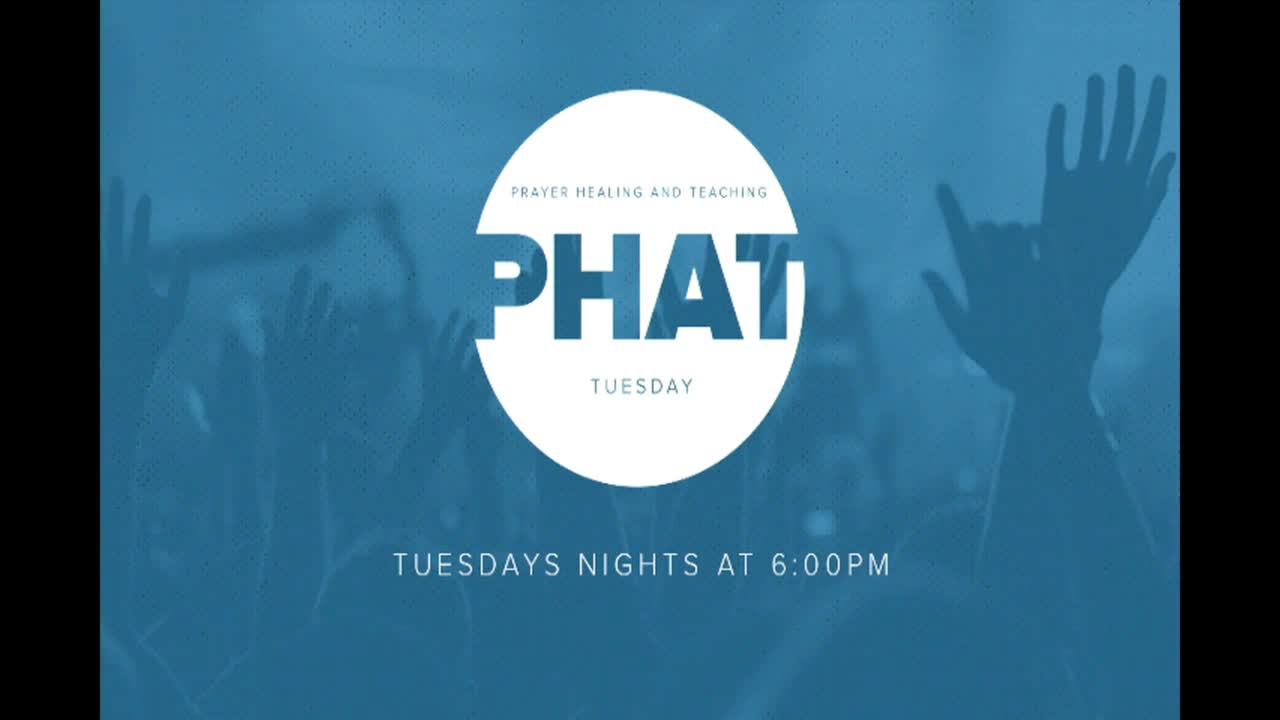 PHAT Tuesday 6.18.19
