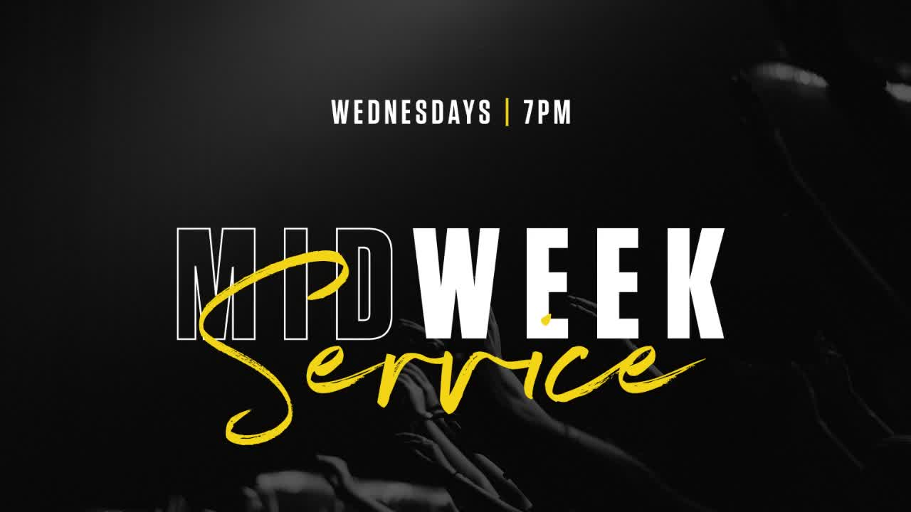 Mid Week Service | 6/19/19 | tgp.church