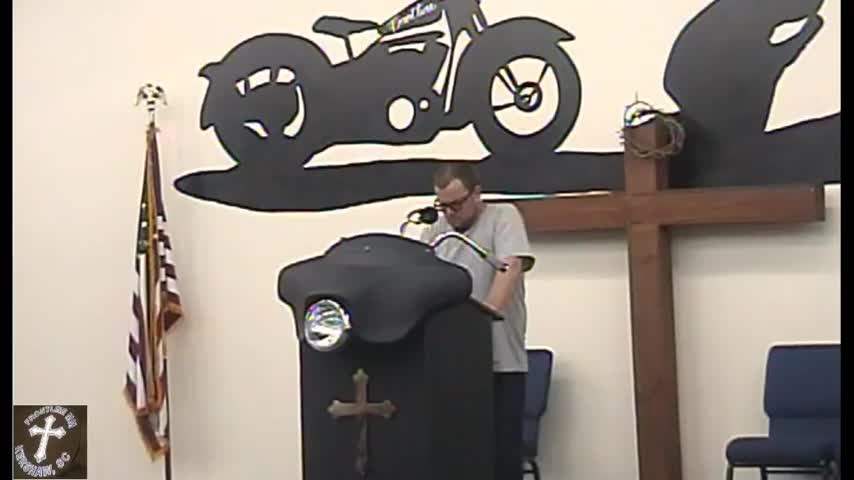 Frontline Biker Church Service 06 19 2019 190
