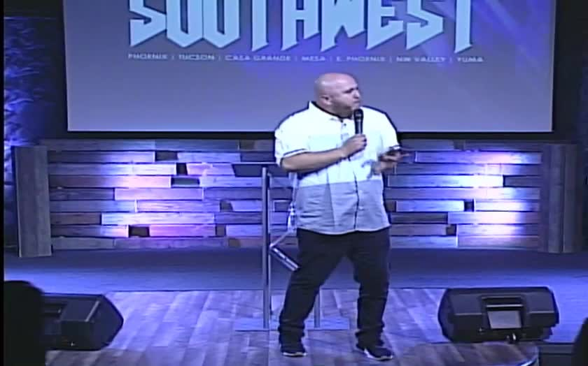 Southwest Regional  Unlocking Your Calling