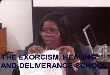 Self Deliverance School 1 of 4