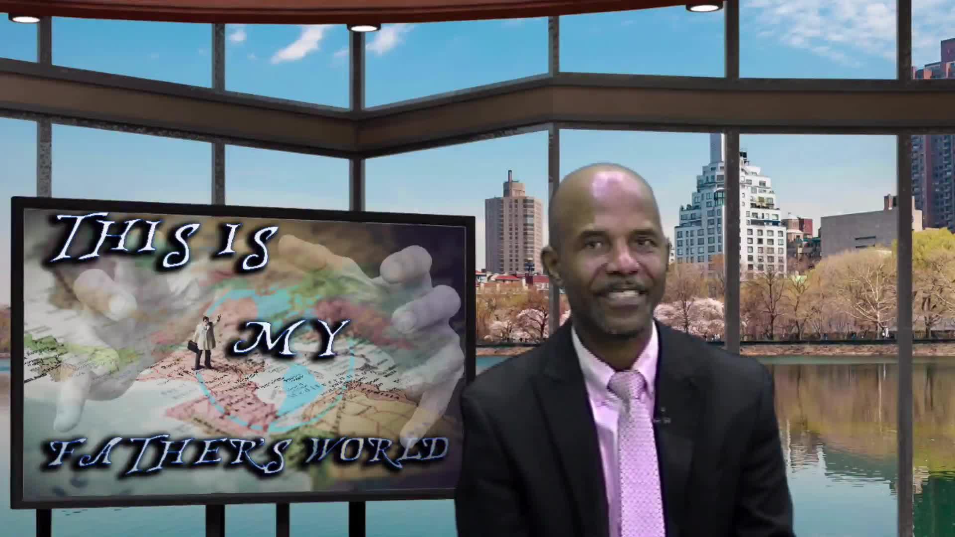 Interview with Evangelist Tyron James