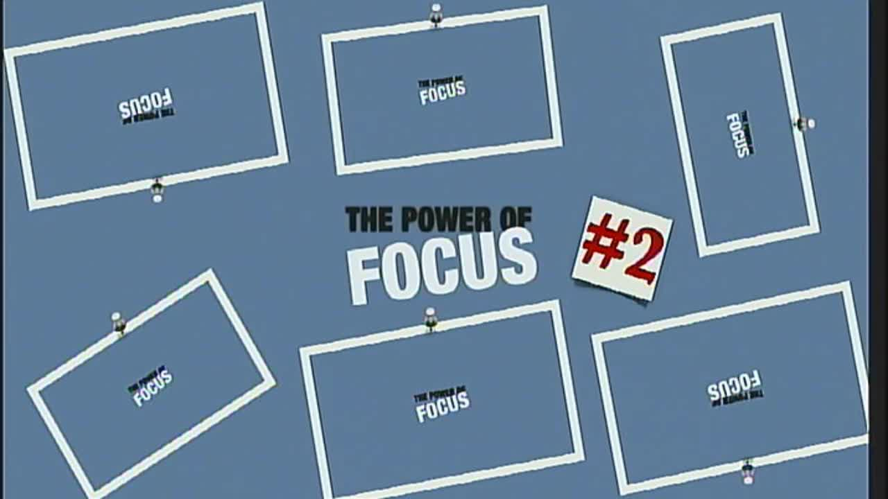 The Power of Focus  9252019 50541 PM