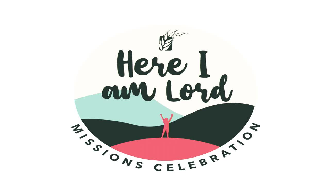 September 27 Evening Missions Celebration