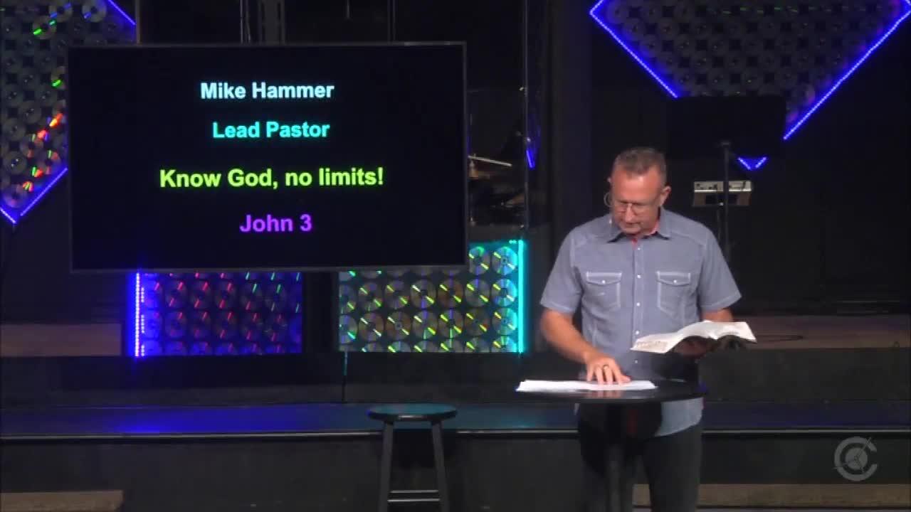 Know God, No Limits