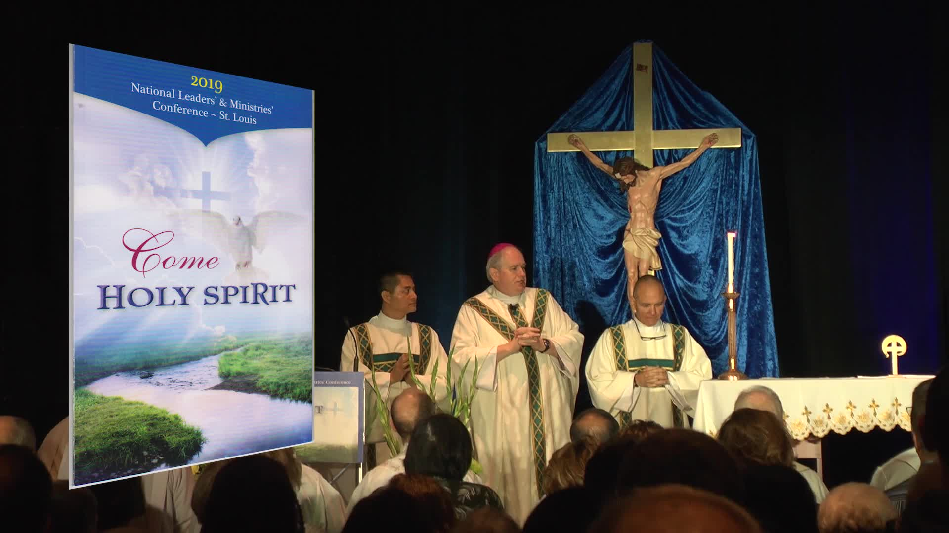 Mass  Come Holy Spirit Conference