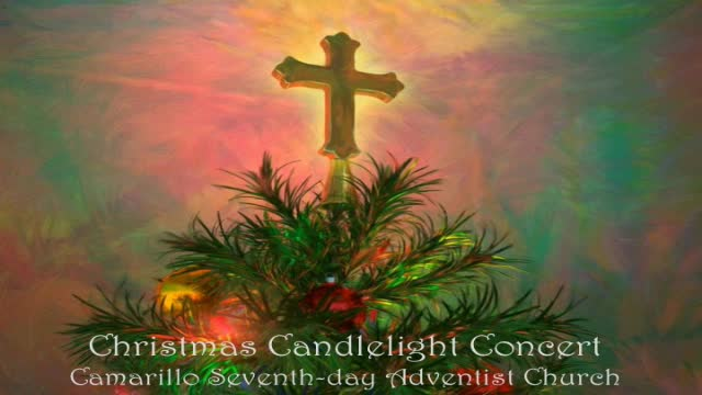 Candlelight Christmas Program 1262019