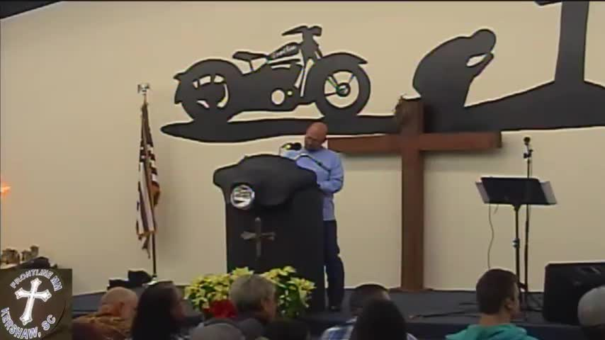 Frontline Biker Church Service 12 08 2019 104