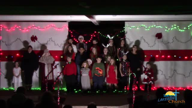 Kids Christmas Play 2019