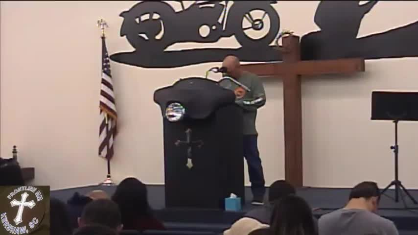Frontline Biker Church Service 01 05 2020 103