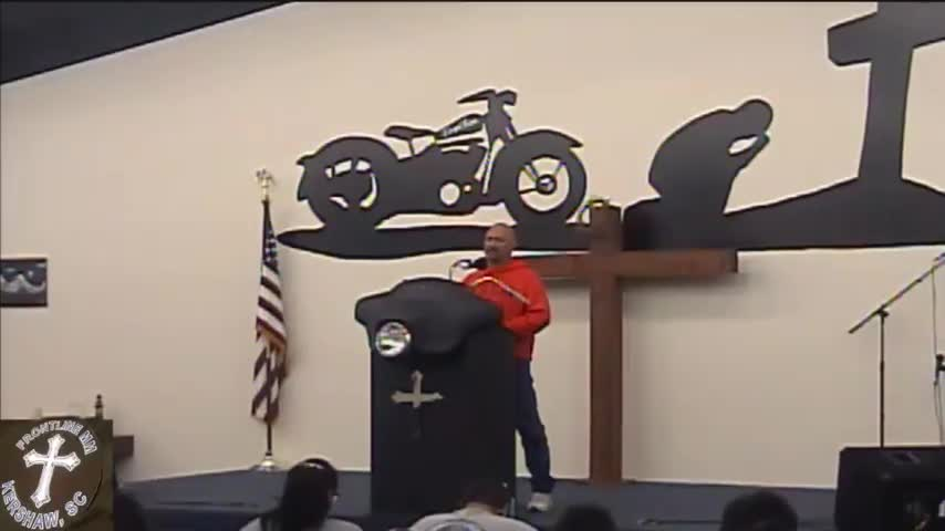 Frontline Biker Church Service 01 08 2020 190