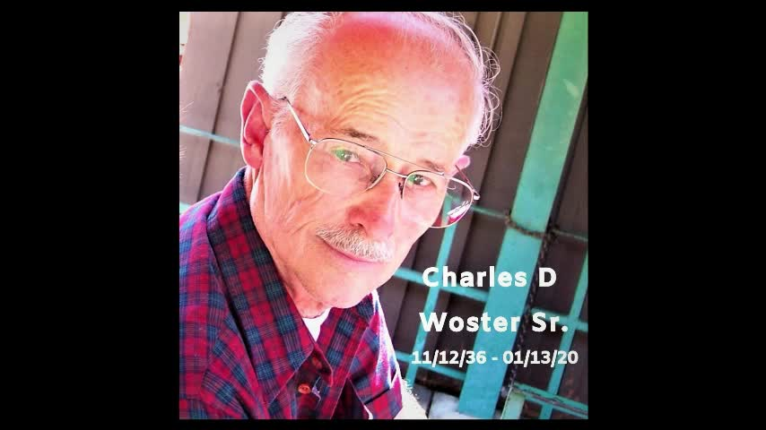 Charles Woster Memorial Service
