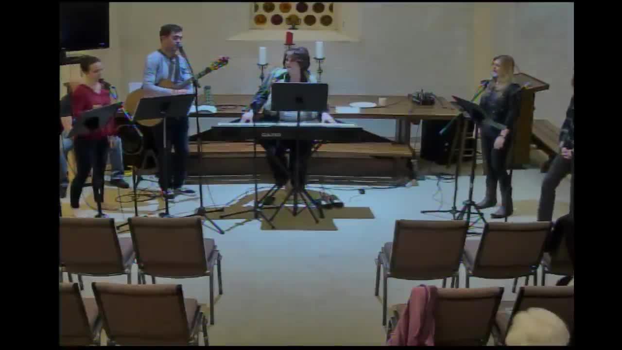 Reviving Worship 1/25/2020