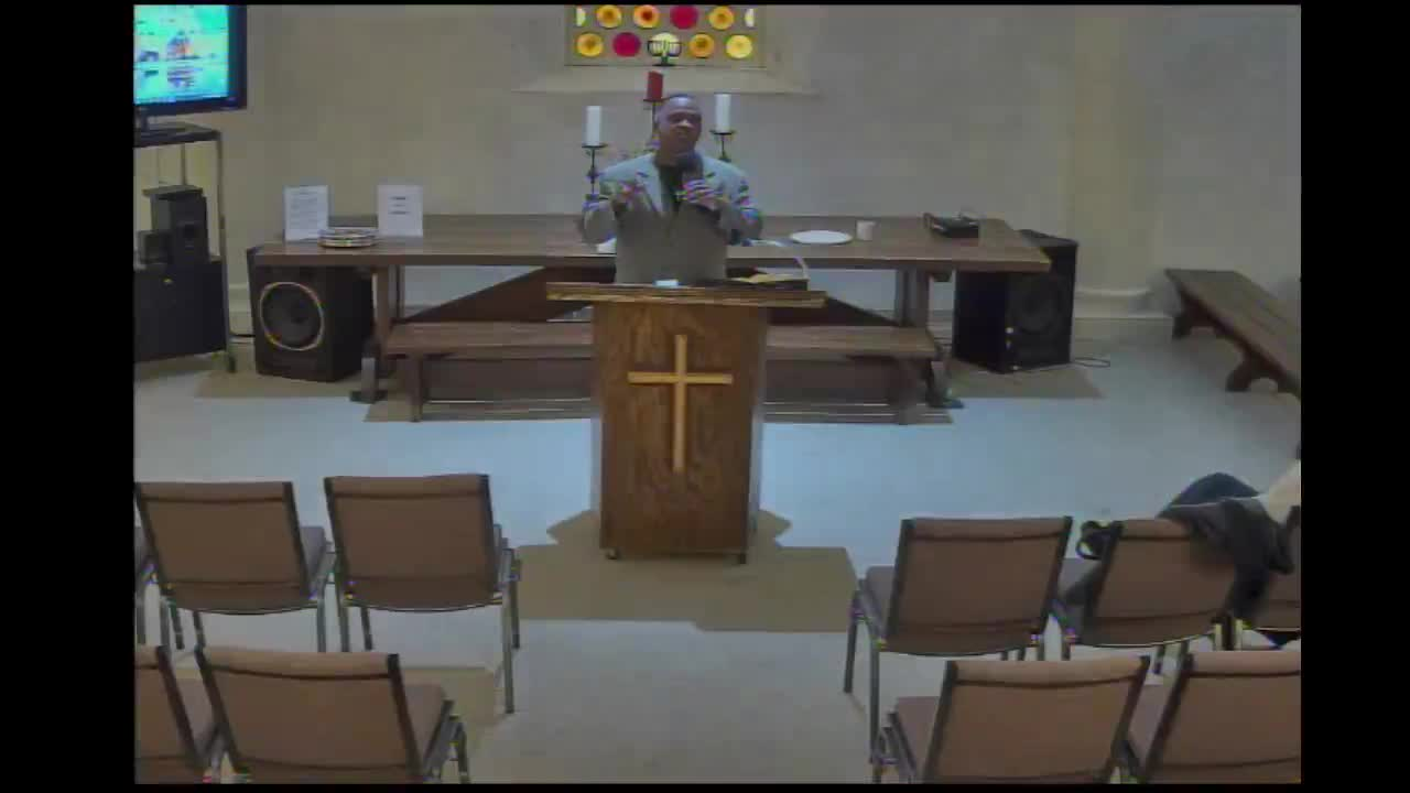 Center Fellowship Church 1/26/2020