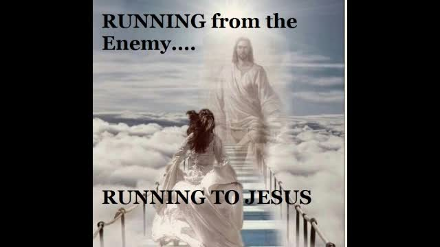 Running to Jesus
