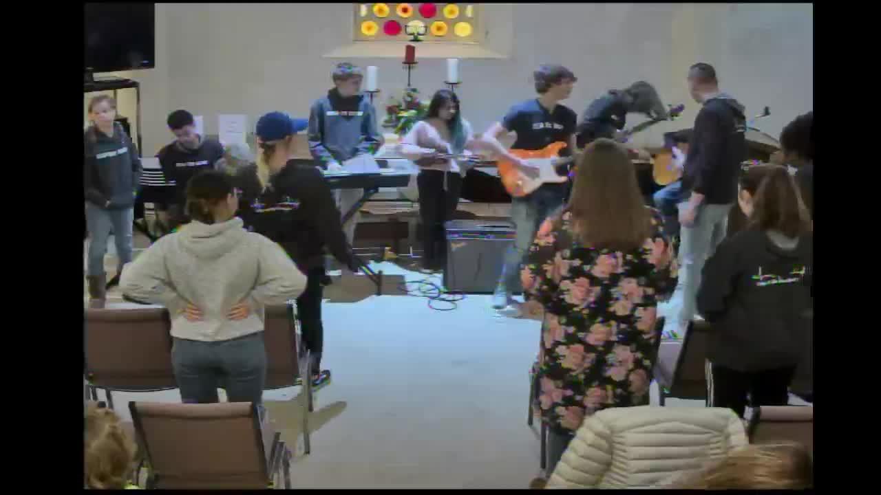 Worship Service 1/31/2020