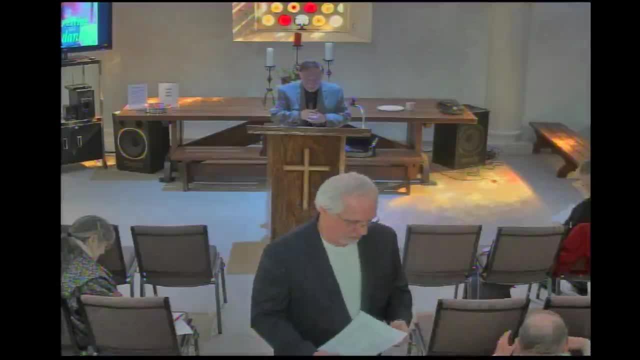 Rev. Ron Lambright 2/2/2020