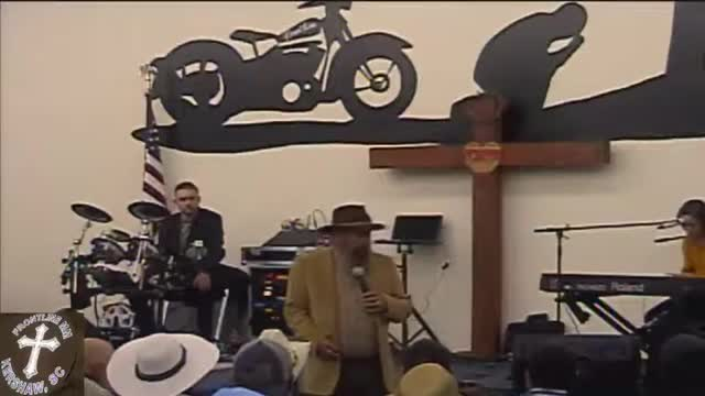 Frontline Biker Church Service 03 01 2020 103