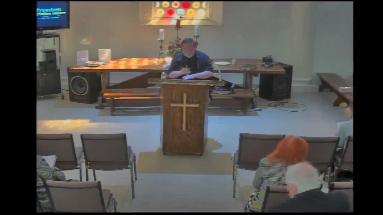 Rev. Ron Lambright 3/8/2020