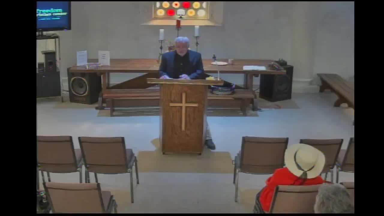 Pastor David 3/15/2020