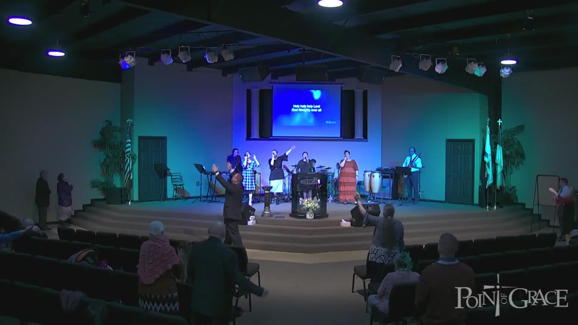 Sunday Worship 03.15.2020