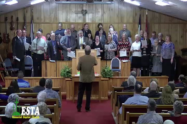 Springfork Baptist Choir