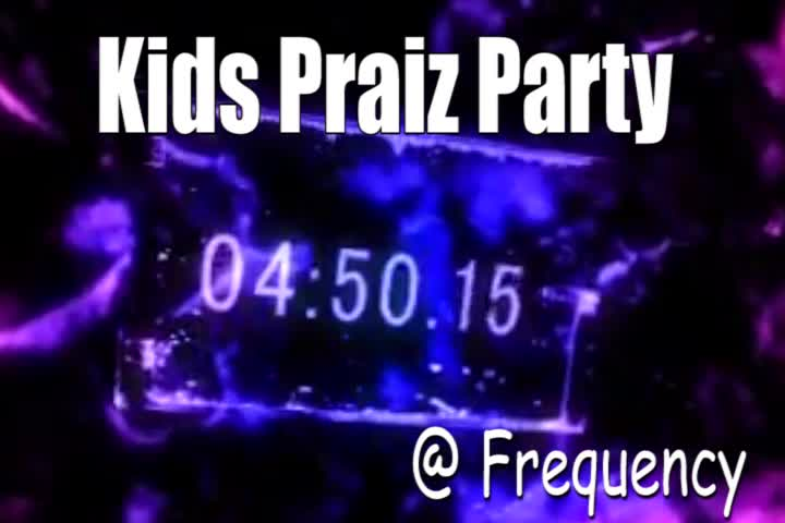 Kids Praiz Party  4420