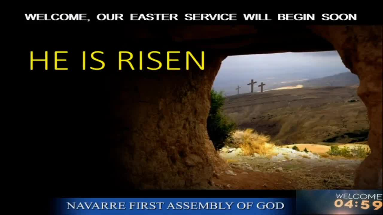 EASTER 4/12/2020 8:18:48 AM