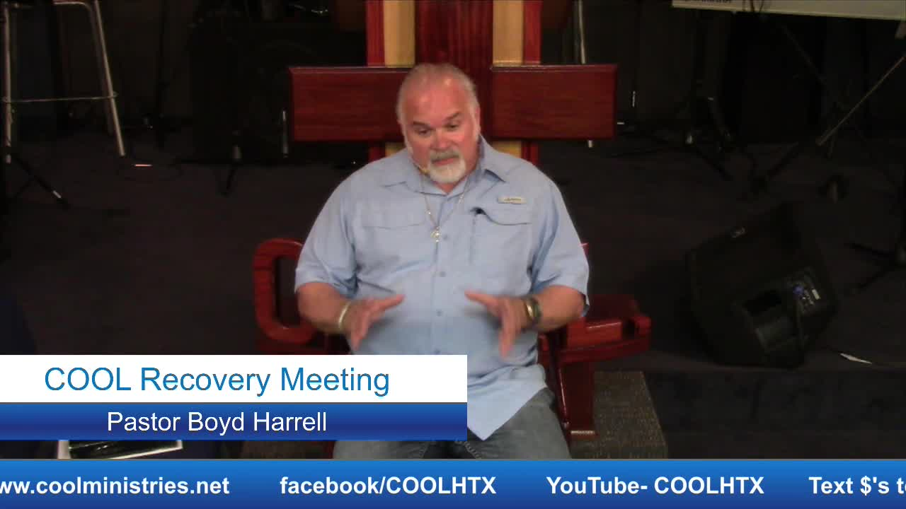 COOL Revovery Meeting