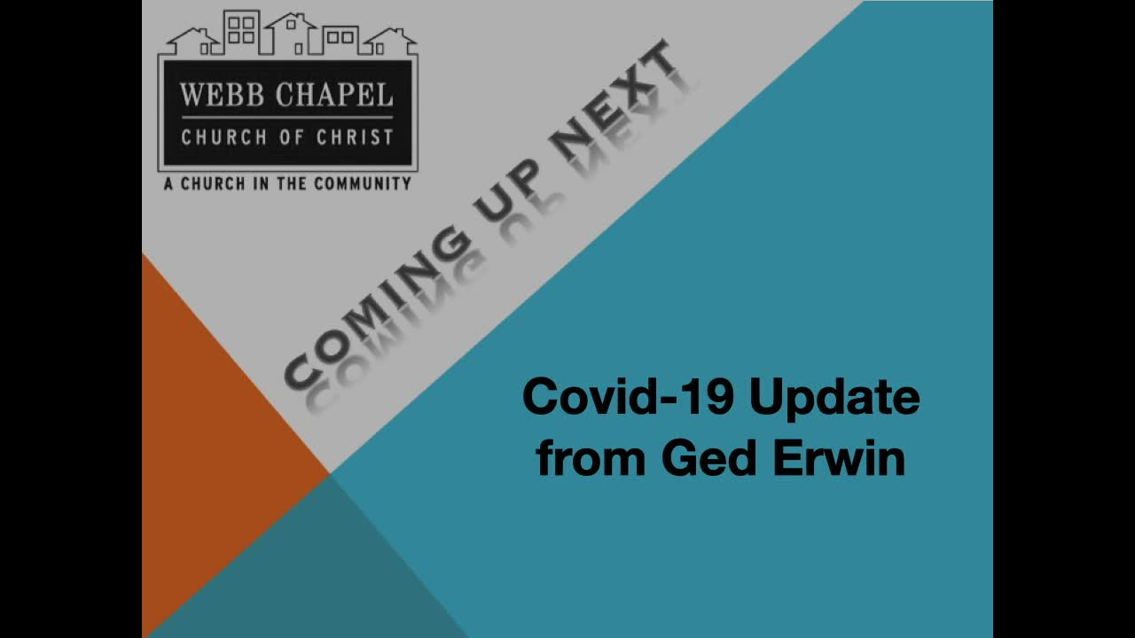 Covid19 Town Hall Zoom meeting