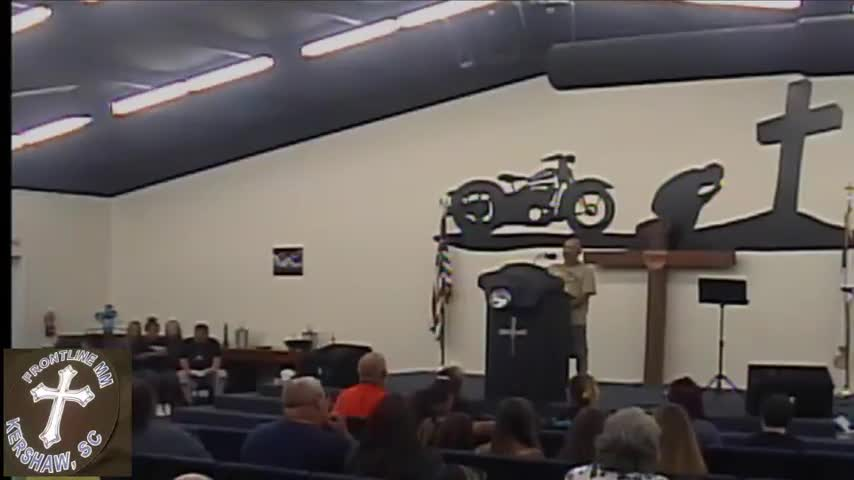 Frontline Biker Church Service 06 03 2020 190
