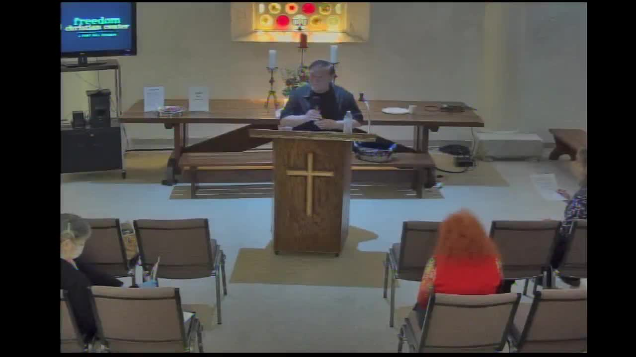 Rev. Ron Lambright 6/7/2020